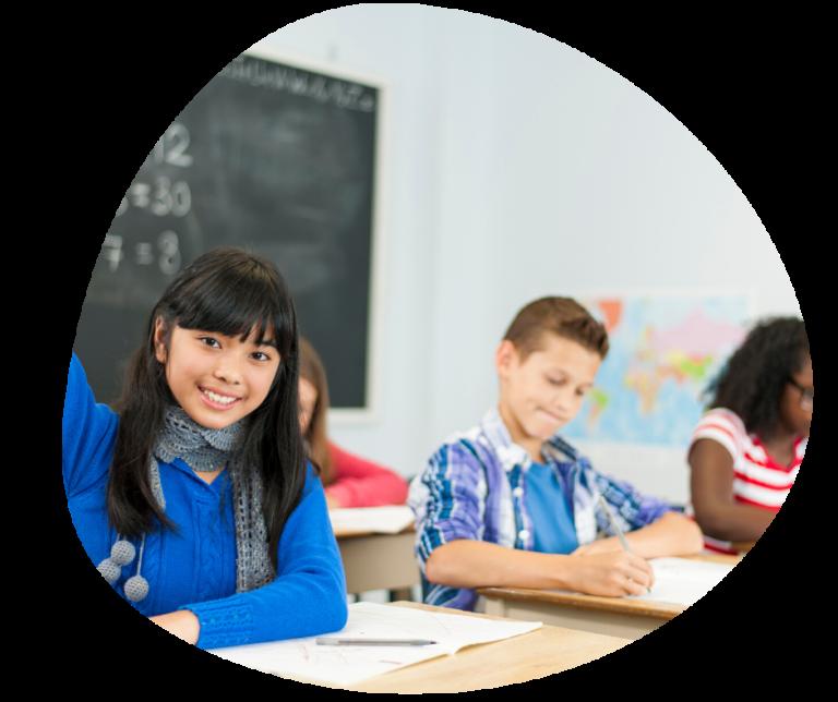 middle school tutoring